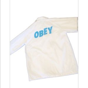 OBEY Jacket, Windbreaker